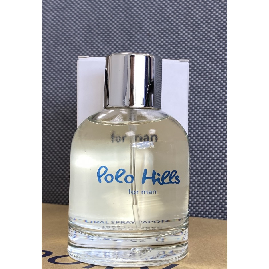 EAU DE TOILETTE POLO HILLS 100ML